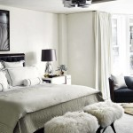 Фото 24: Картина для монохромной спальни