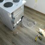 Фото 17: Перед подключением газовой плиты