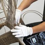 Фото 26: Плетение мебели из техноротанга