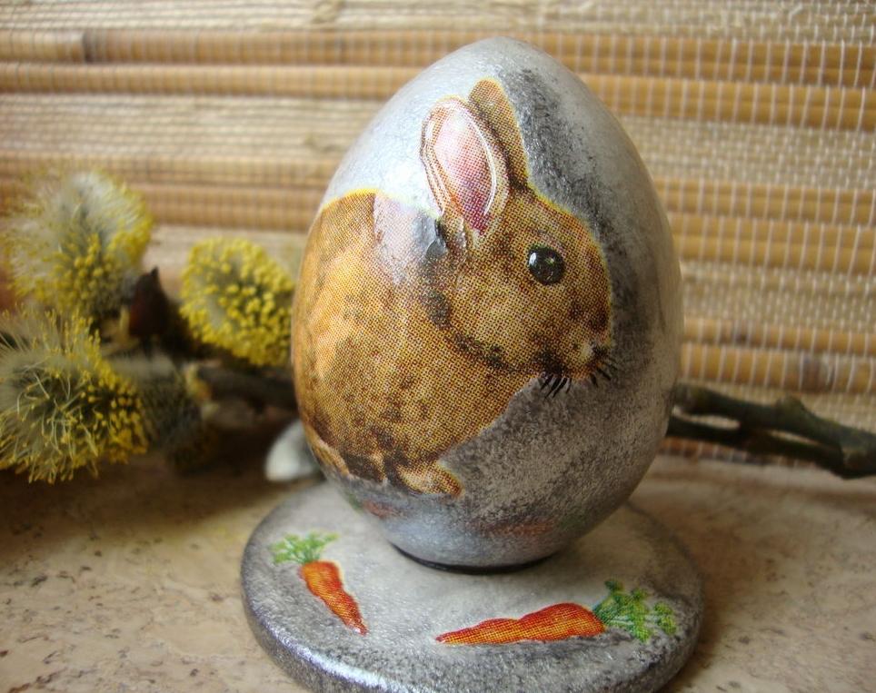 Подставка для яиц в тон