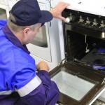 Фото 23: Проверка работоспособности плиты