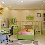 Фото 9: Дизайн спальни детской
