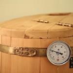 Фото 31: Температура кедровой бочки