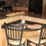 Фото 26: Угловой столик для кухни