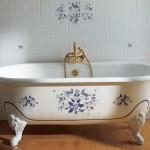 Фото 8: Чугунная ванна