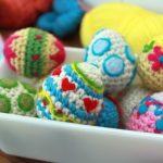 Фото 54: Обвязывание яиц к Пасхе
