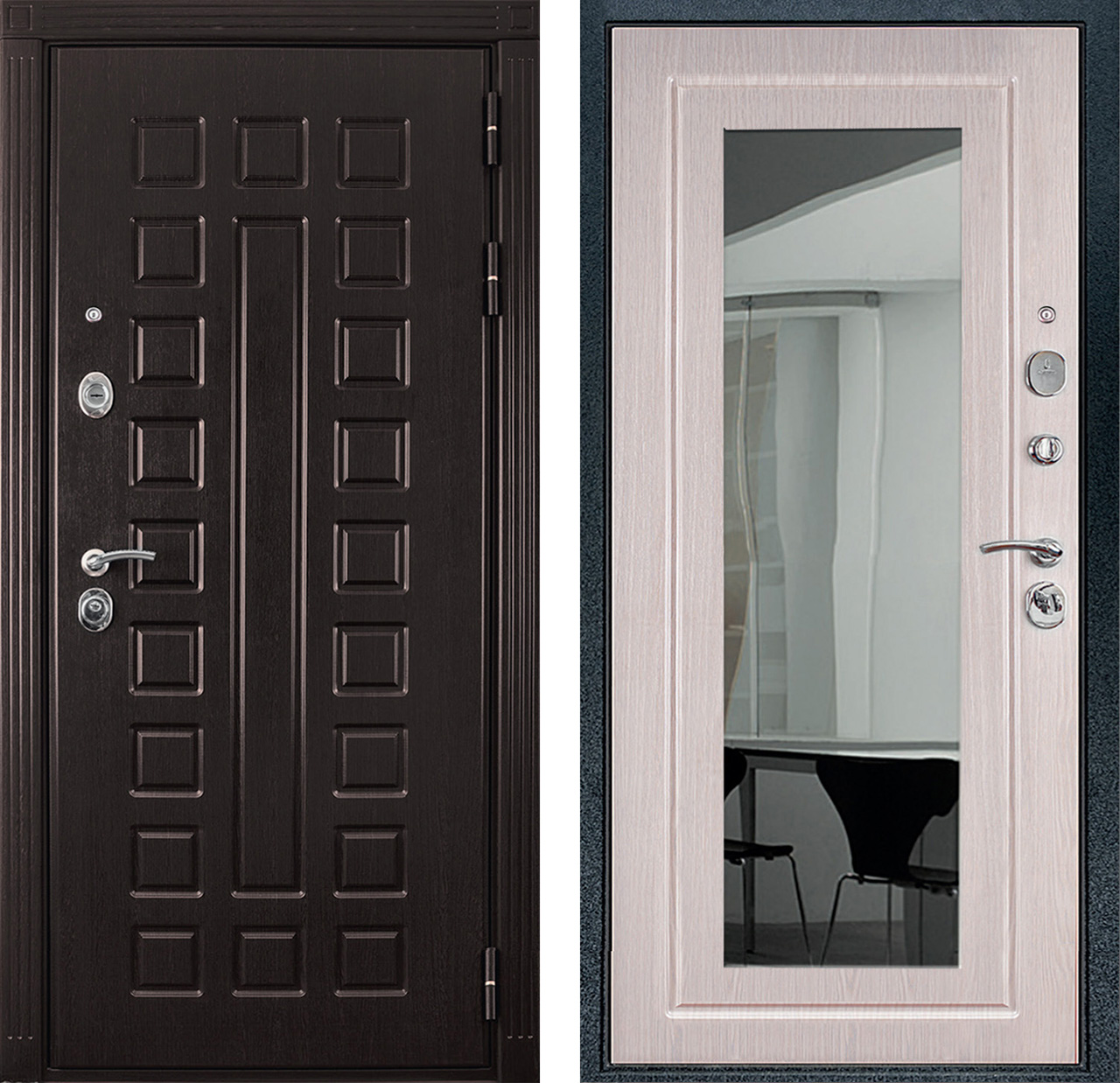 Фен шуй дверь
