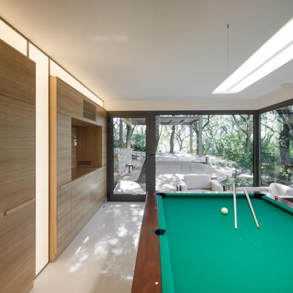 дом в лесах сассари11