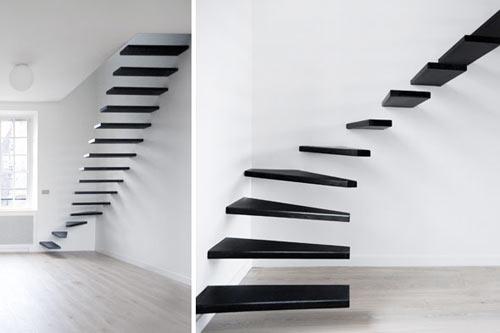 необычные современные лестницы12