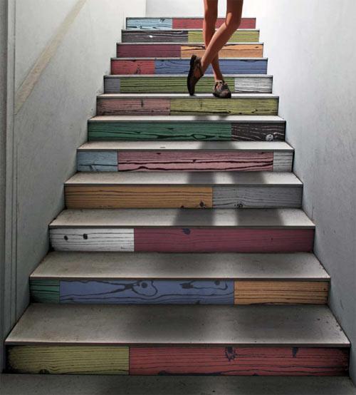 необычные современные лестницы2