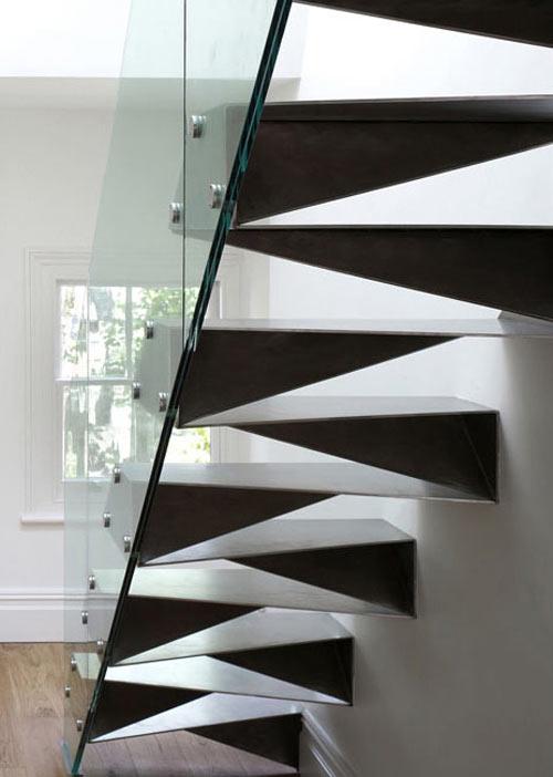 необычные современные лестницы4