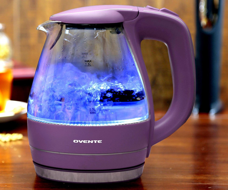 Как выбрать стеклянный чайник электрический