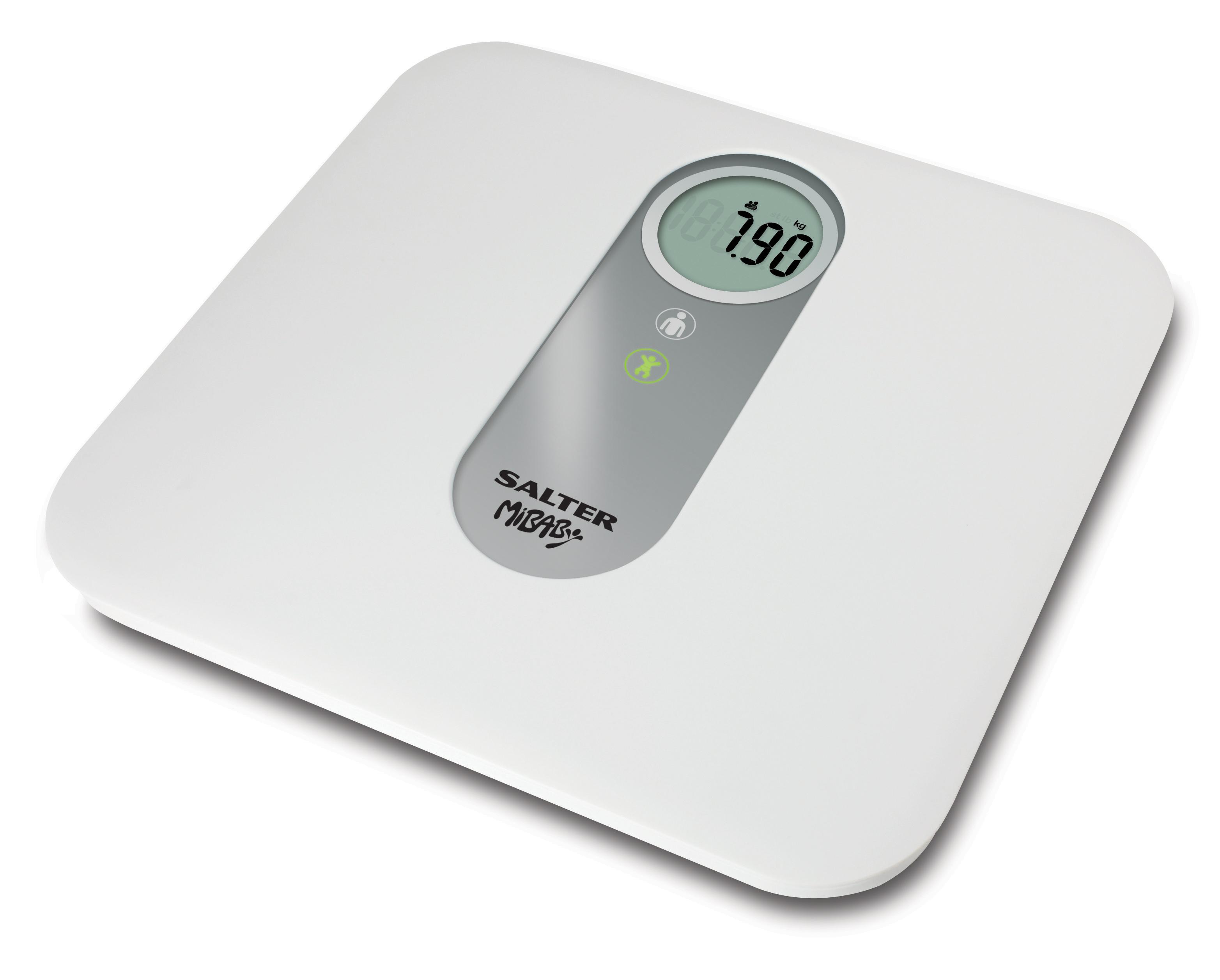 Электронные напольные весы с дополнительными функциями