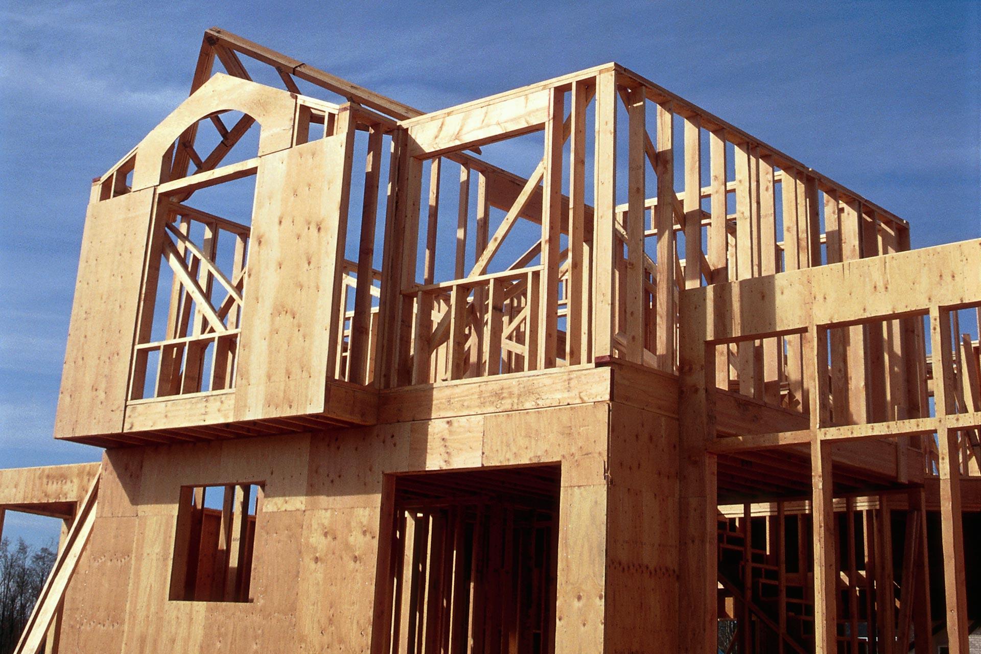 Строительство 2 этажа