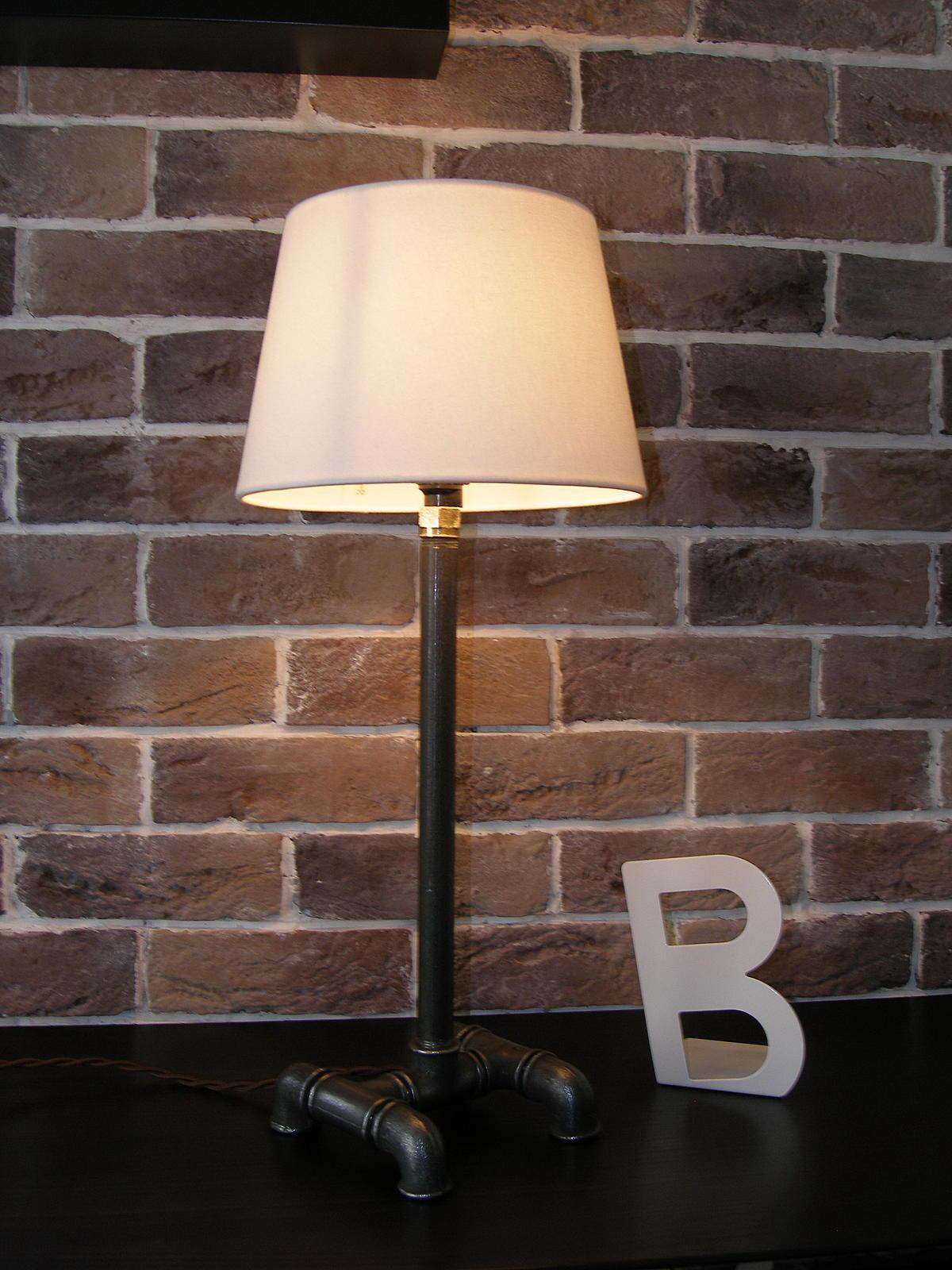 Обычный светильник