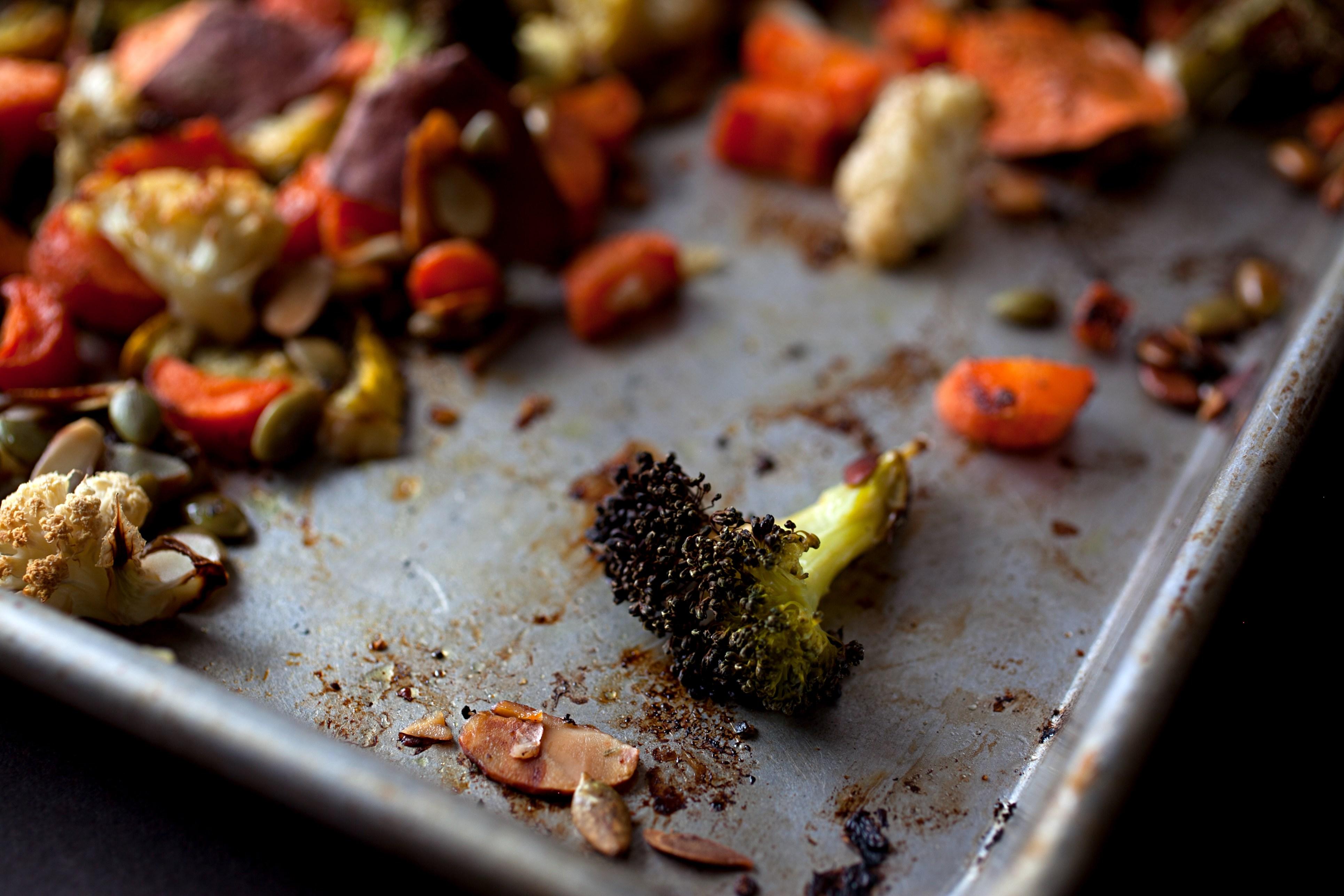Выбор посуды для запеченных в духовке овощей