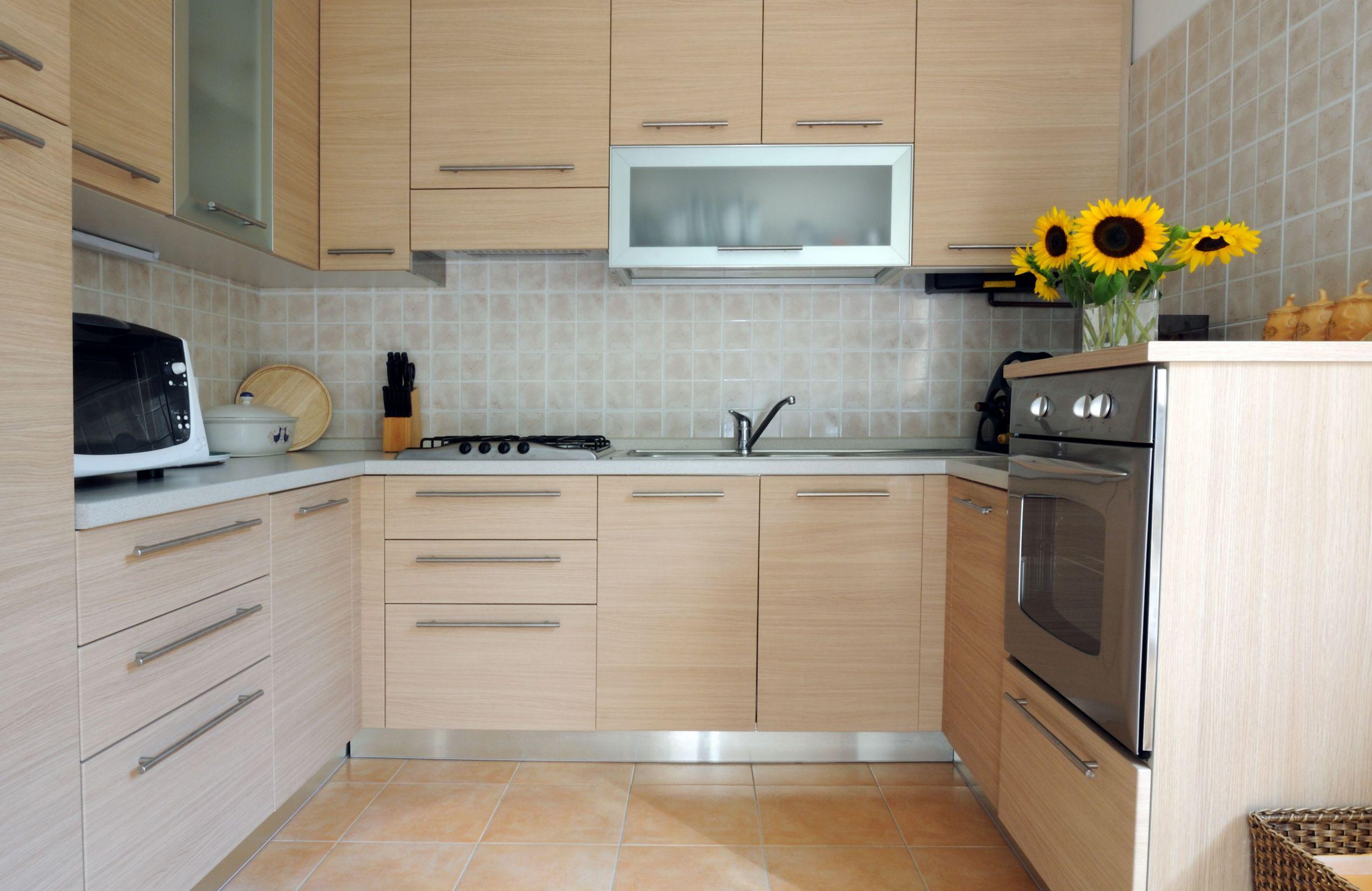 Фасад для современной кухни