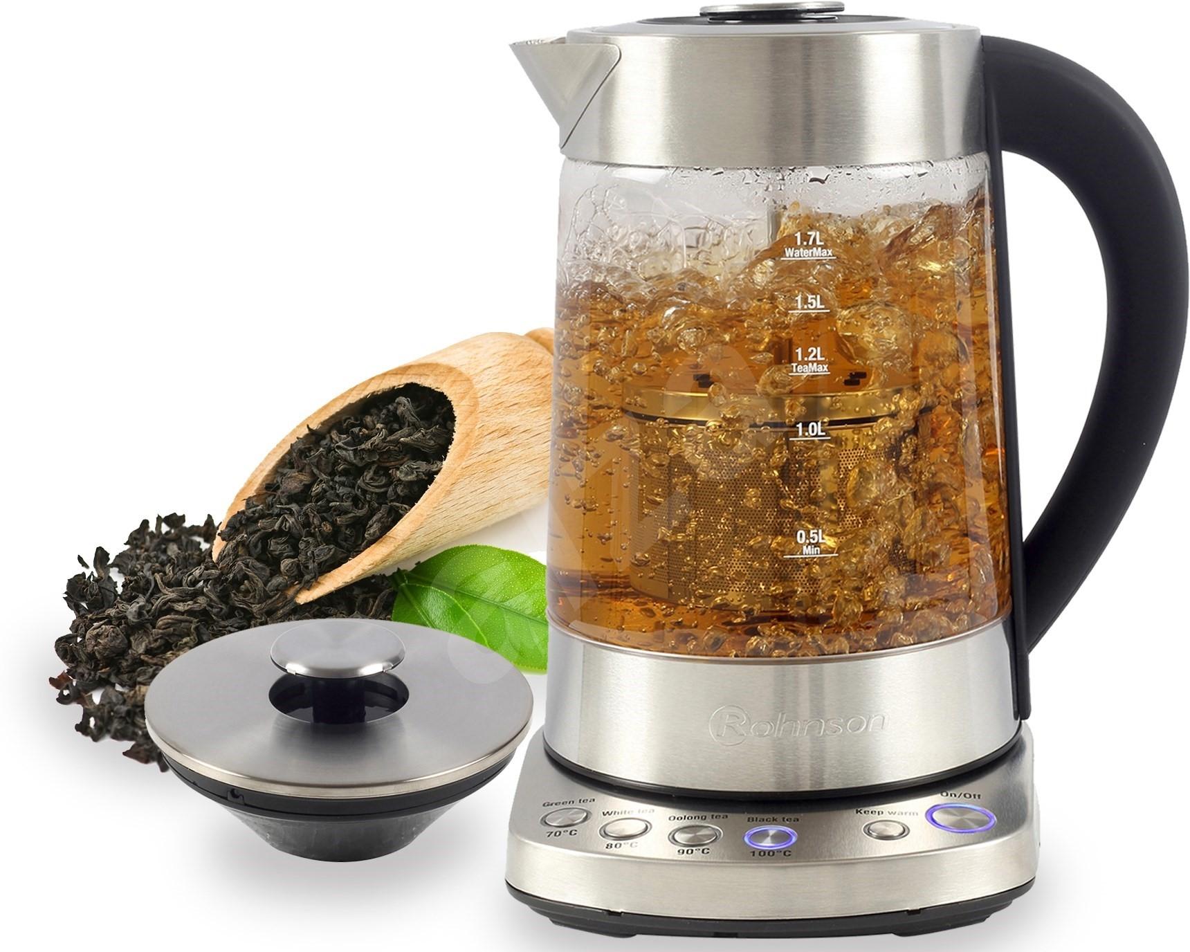 Как выбрать чайник электрический с терморегулятором