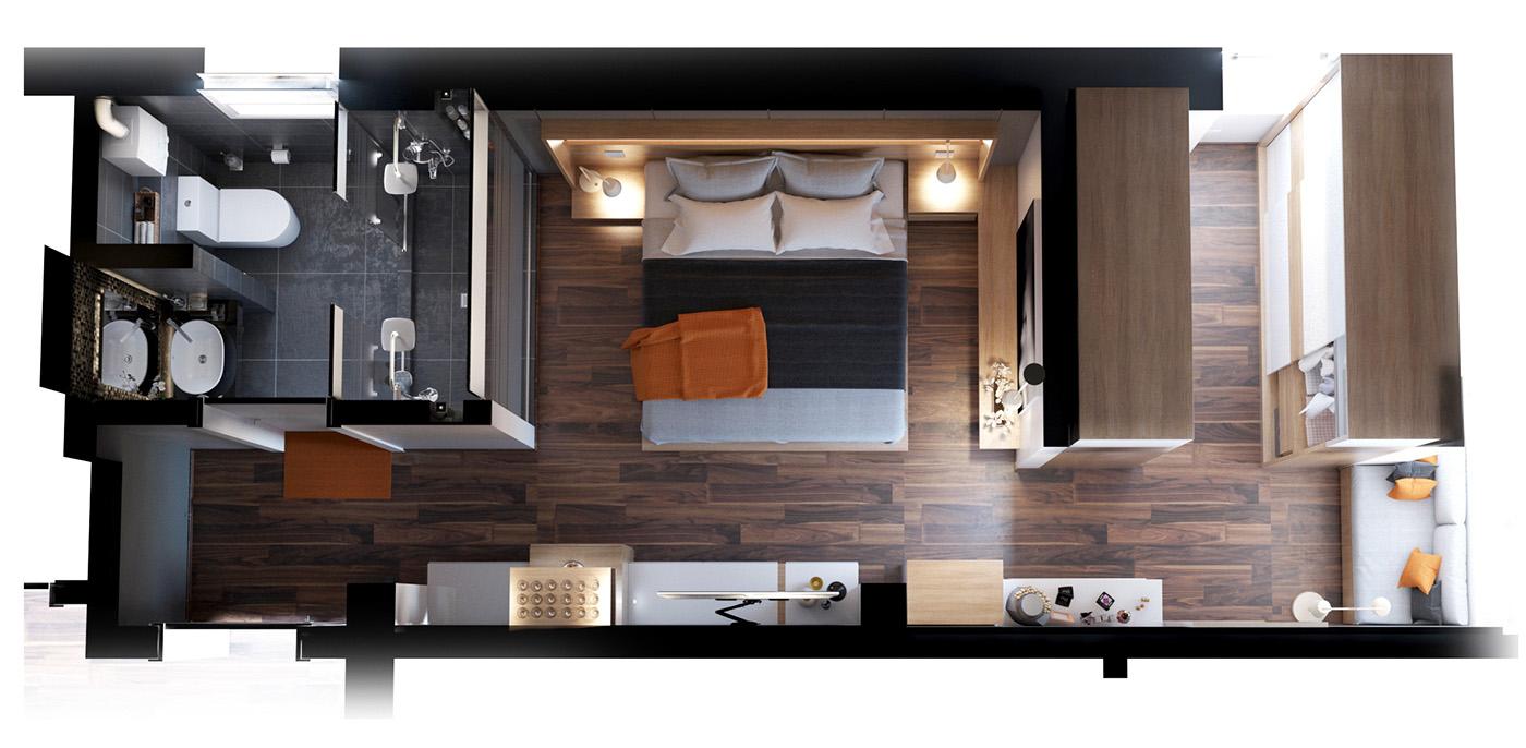 6 роскошных спален5