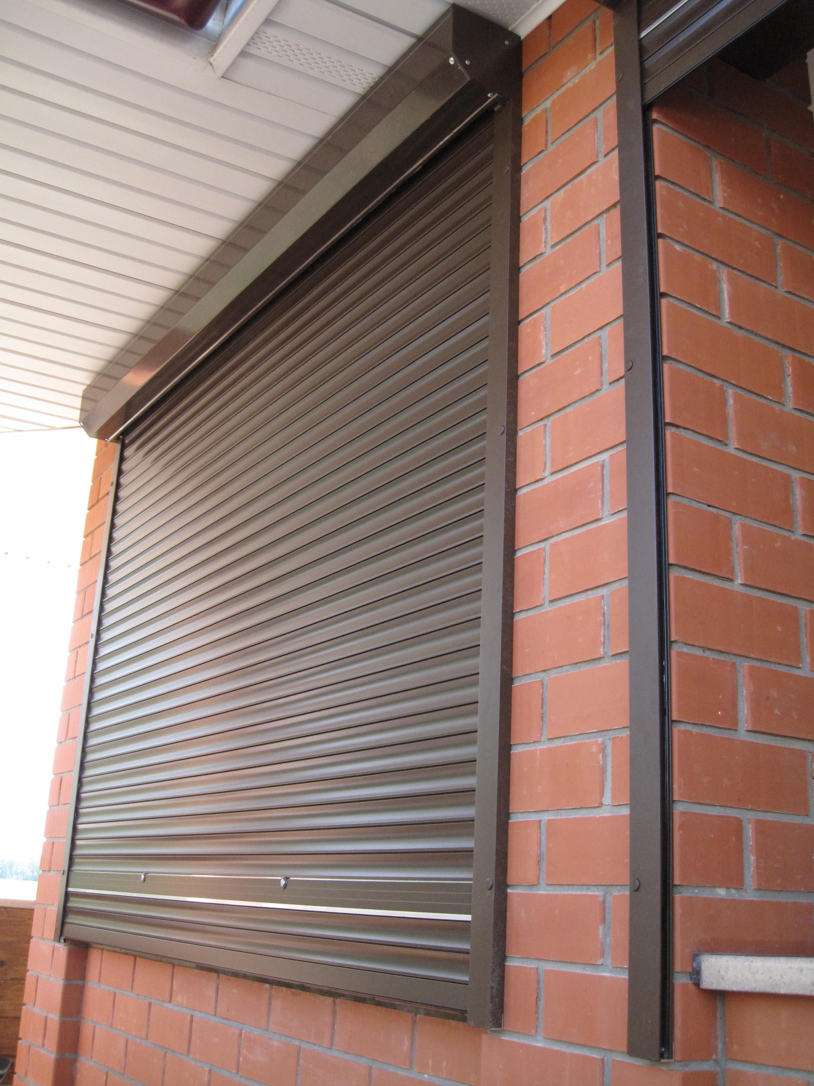 Защита гаража от взлома