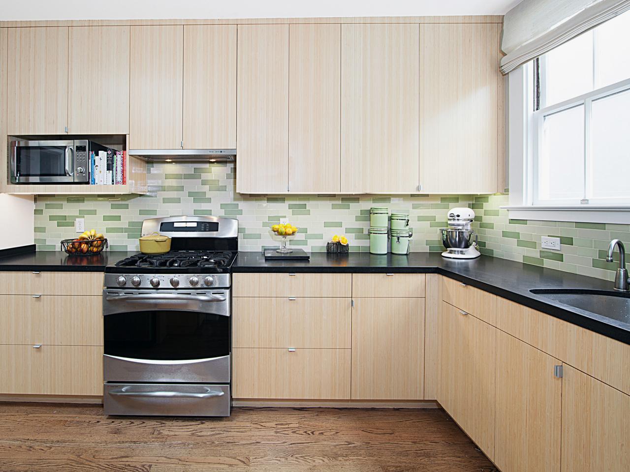 Современный фасад для кухни