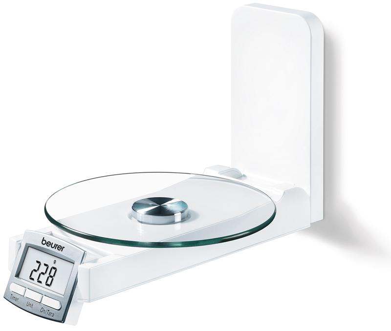 Весы кухонные электронные на стену