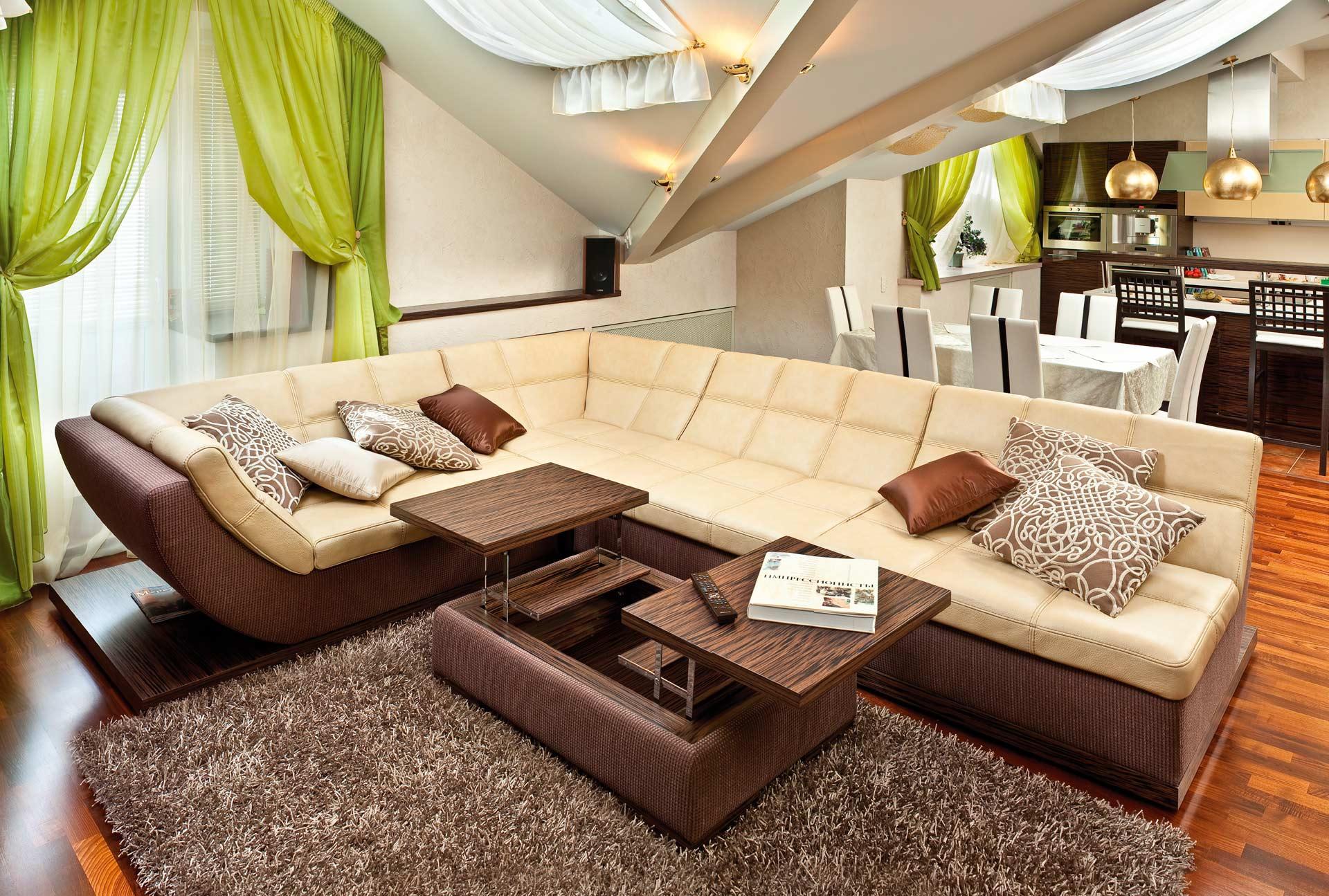 Шикарная модульная мебель