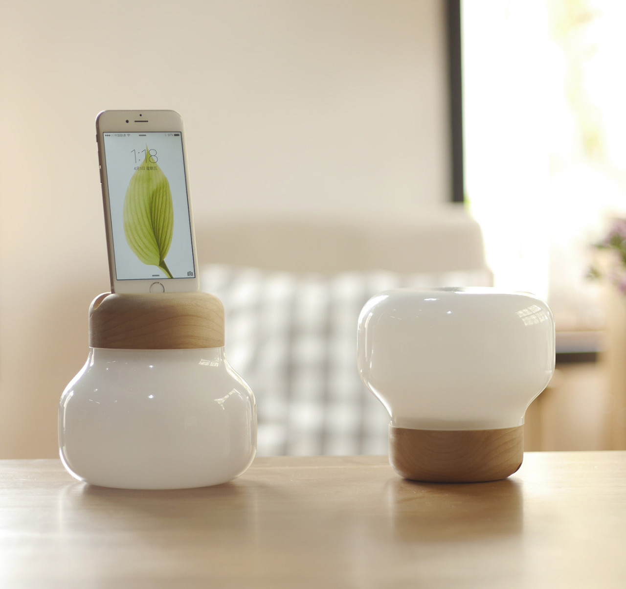 Mushroom лампа1