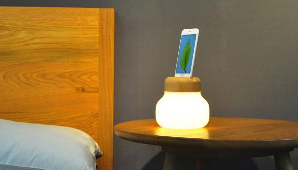 Mushroom лампа5