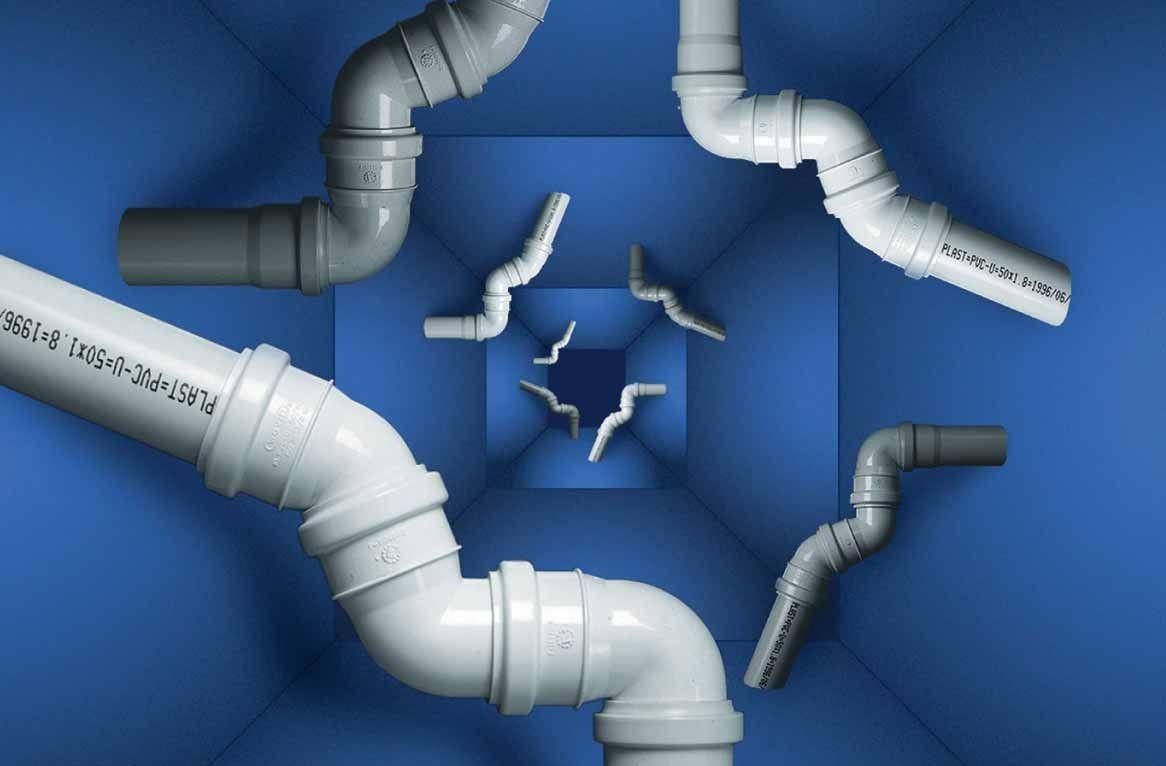 Полипропиленовые канализационные трубы