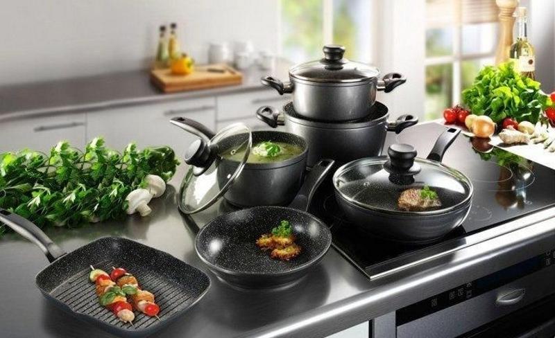 Сковородки с каменным покрытием какие лучше