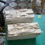 Фото 6: Самодельный искусственный декоративный камень