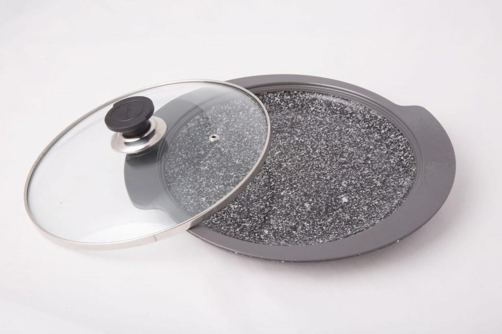 Сковорода из натурального камня
