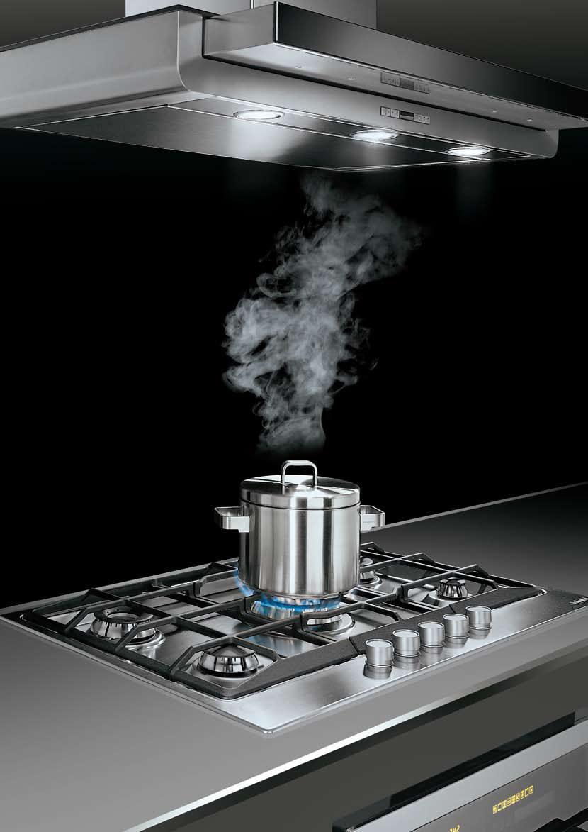 Угольный фильтр на кухне