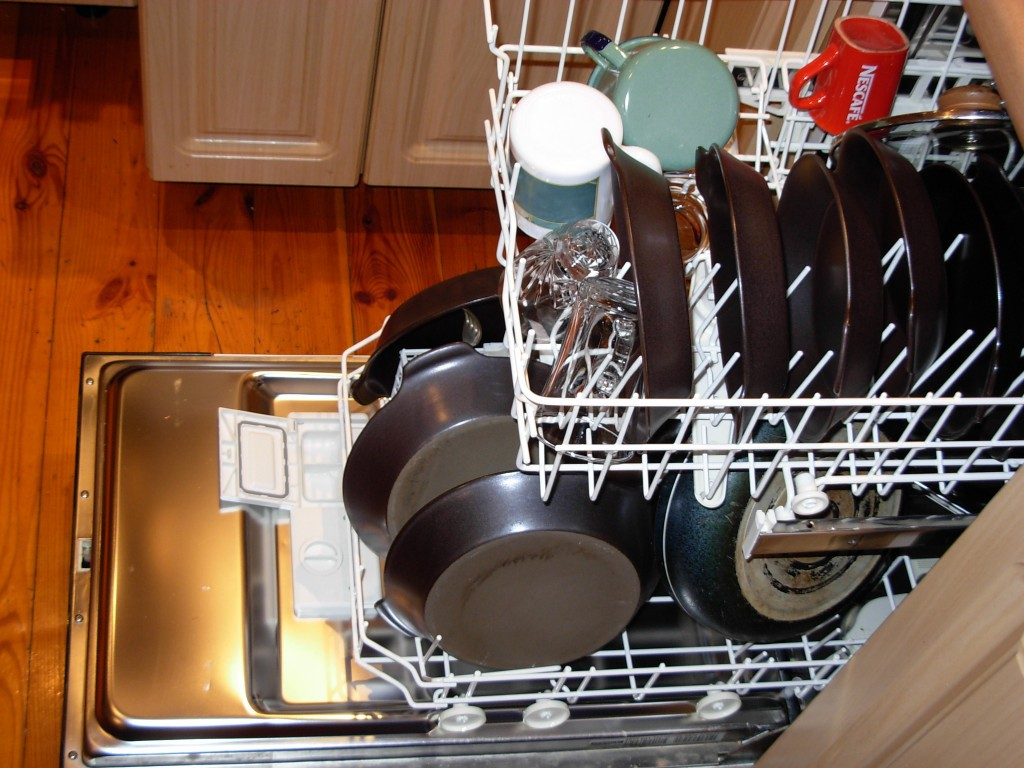 Посуда ящики