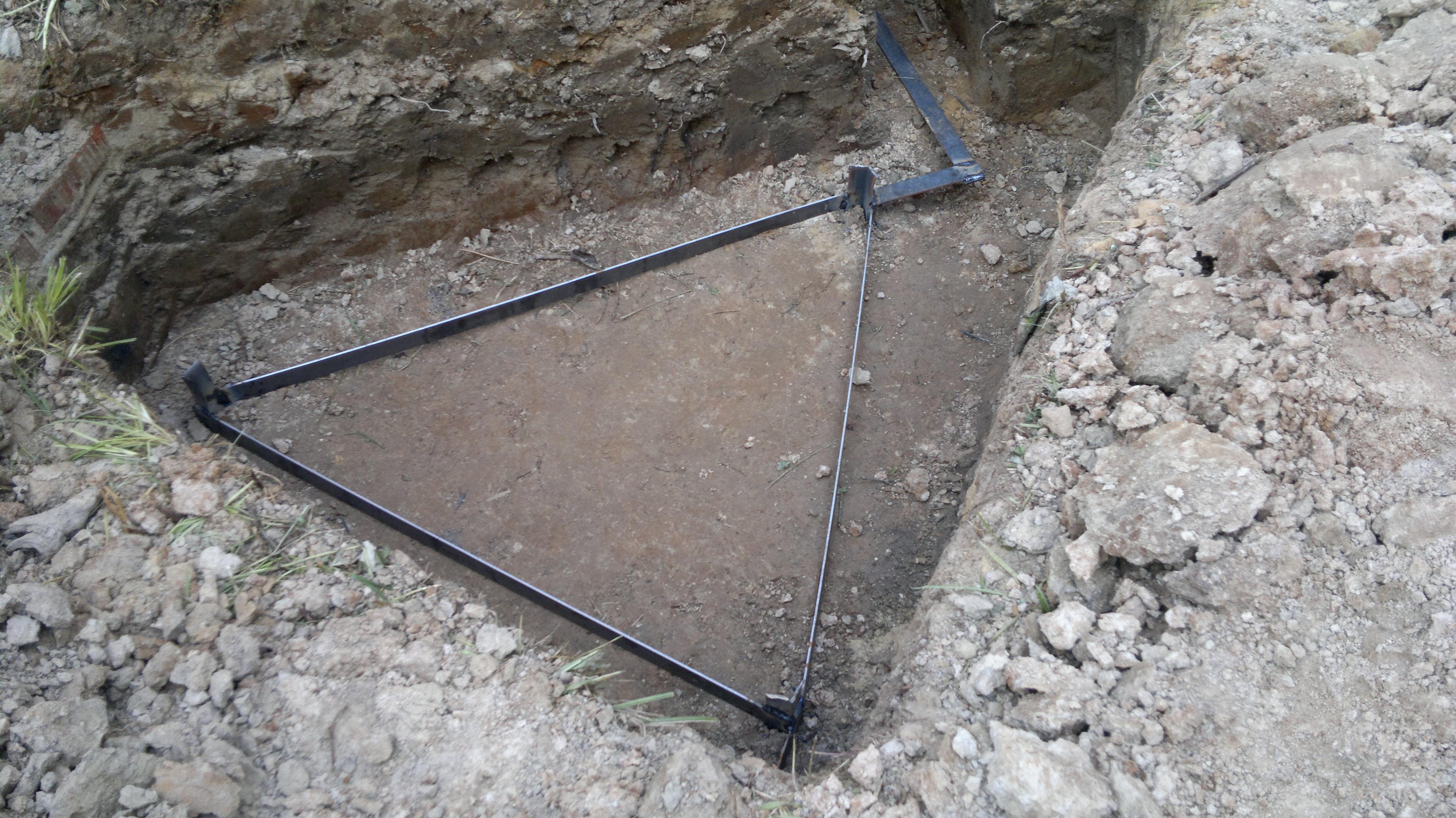 Треугольник заземления