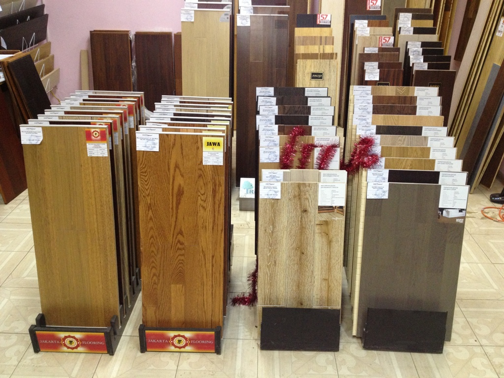 Примеры досок в магазине