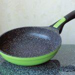 Фото 11: Сковорода с каменным покрытием Stoline