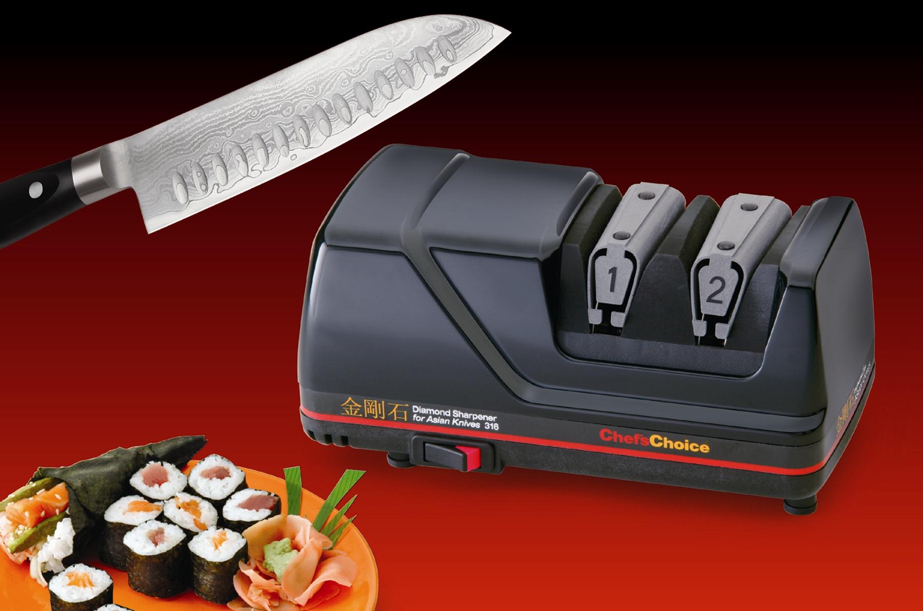 Точилка для ножей электрическая
