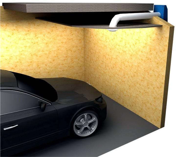 Значение вентиляции в гараже