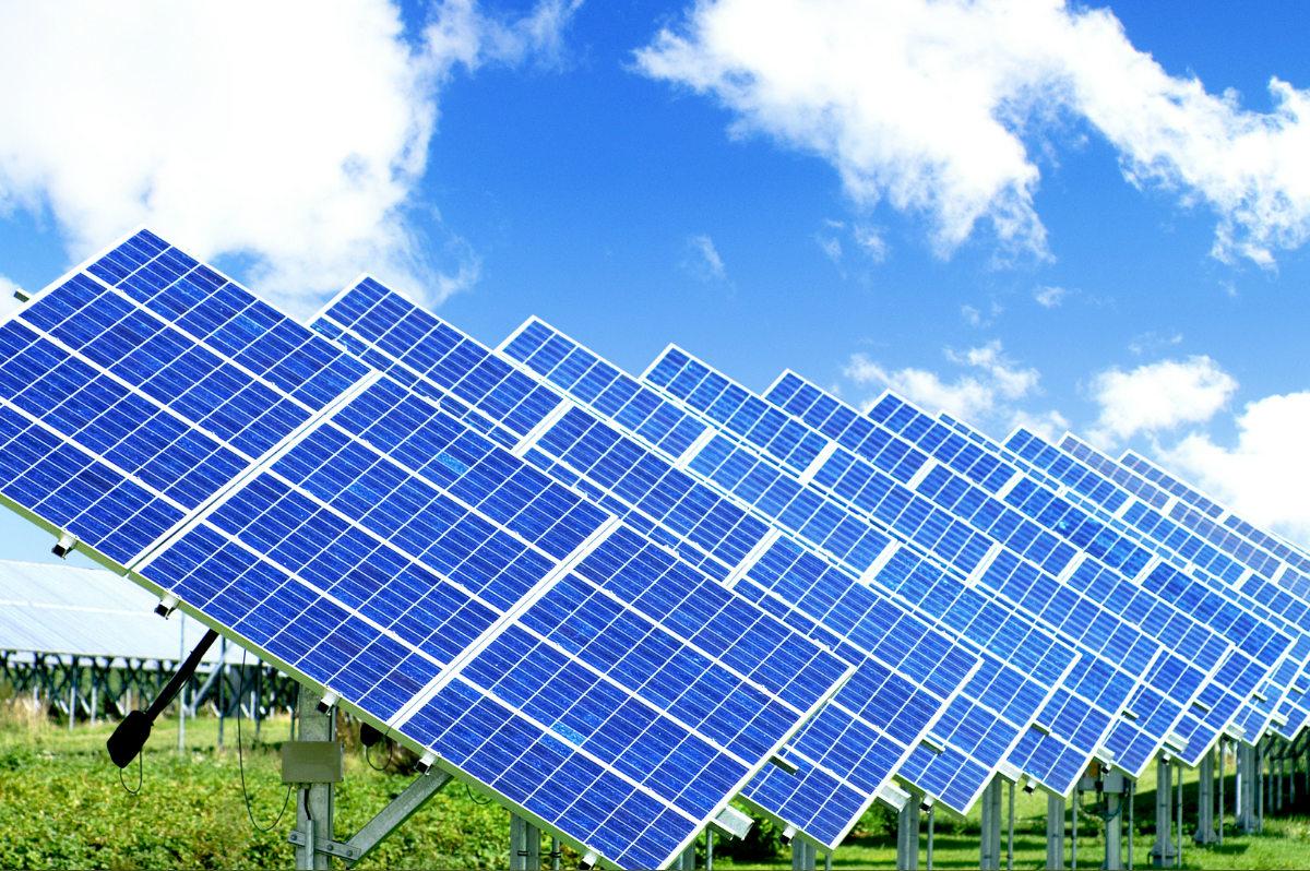 Солнечные батареи причина популярности