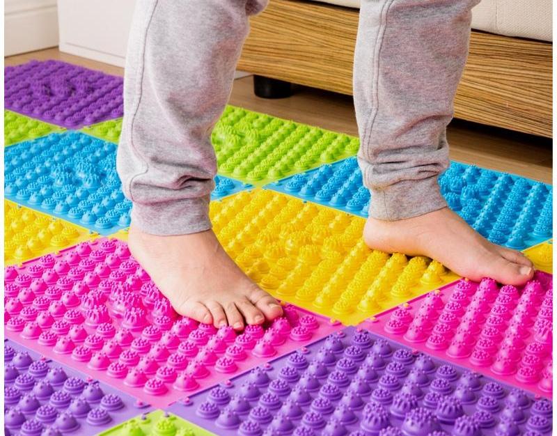 Ортопедические детские коврики