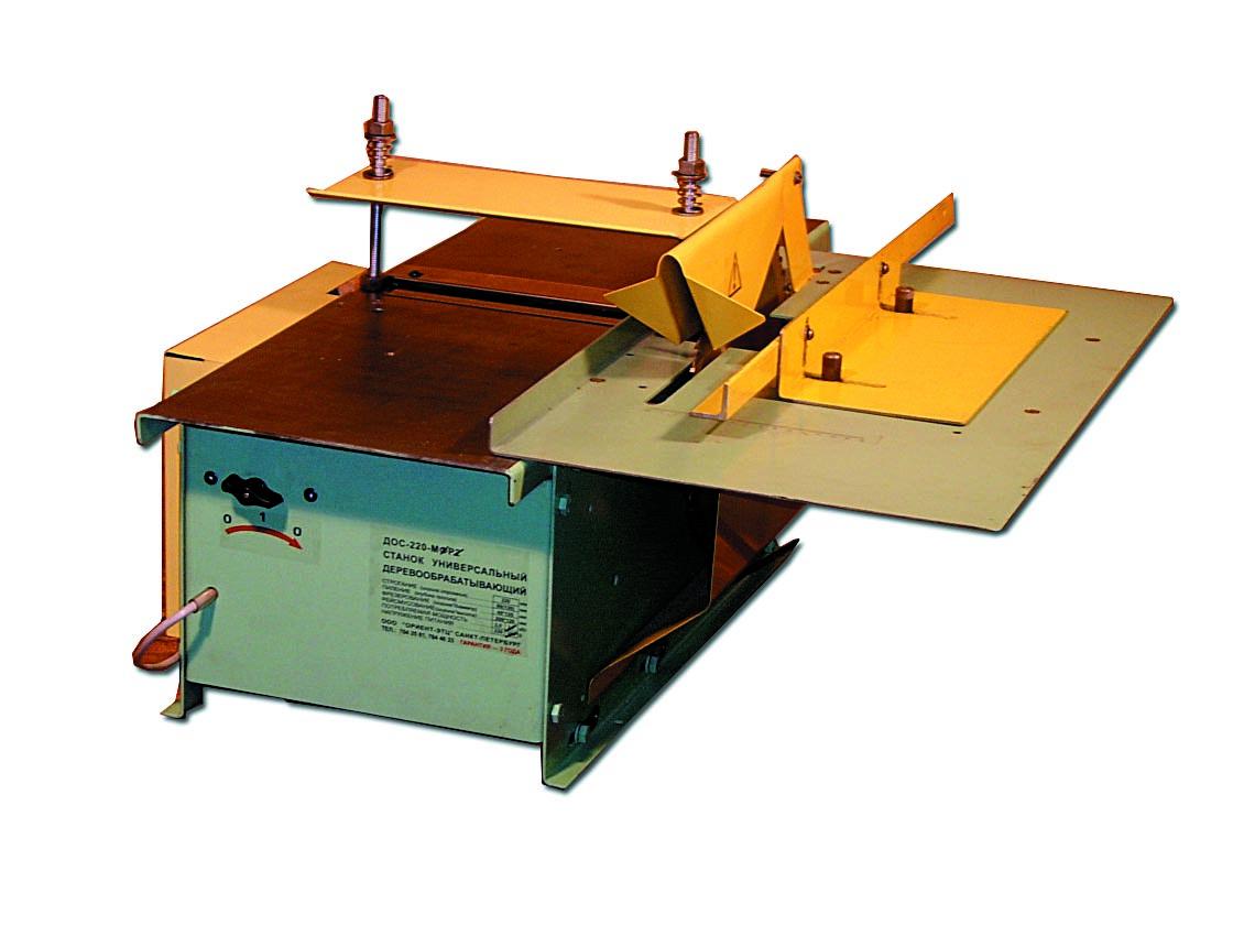 Станок деревообрабатывающий модель