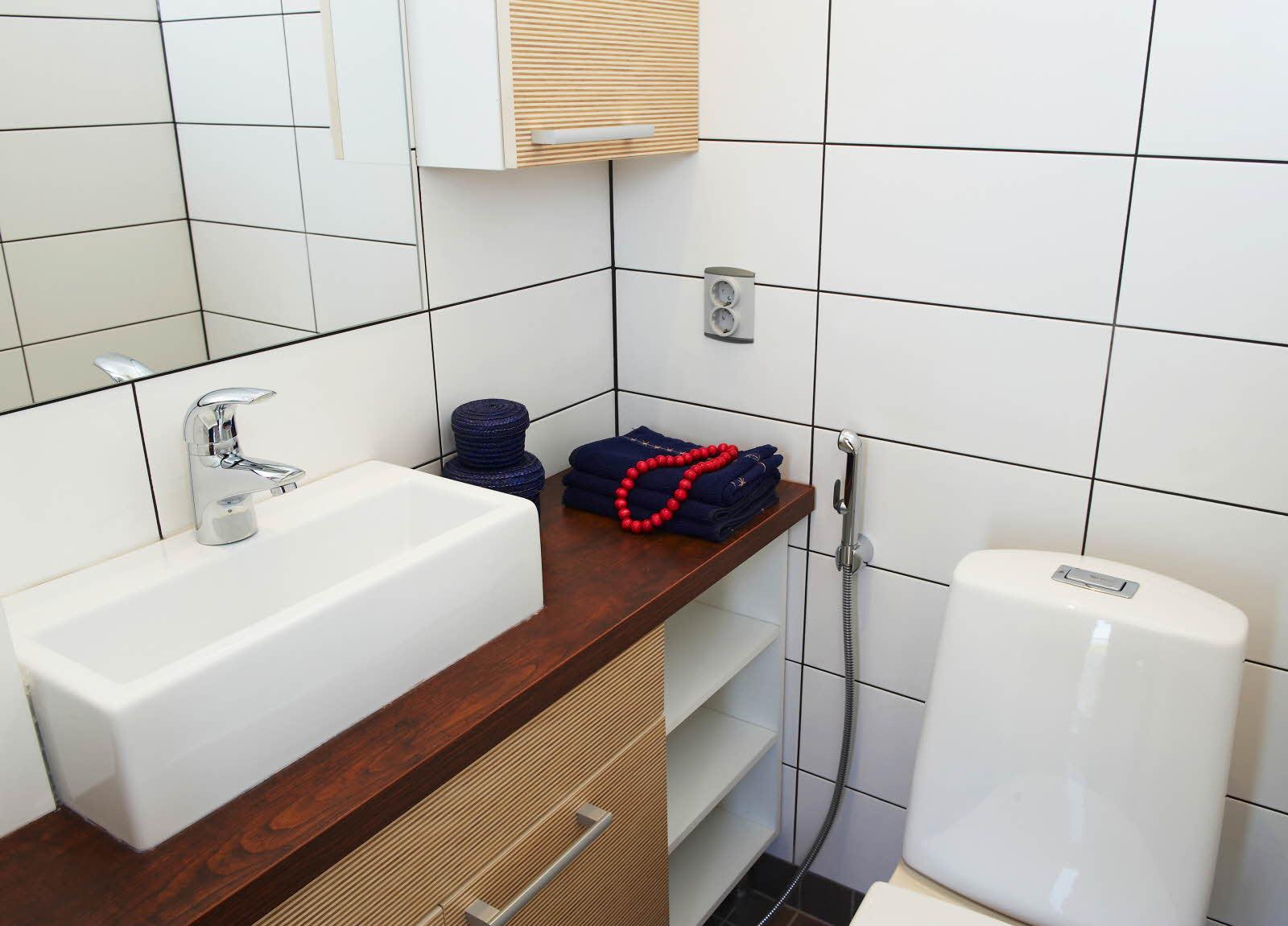 Прибор в ванной