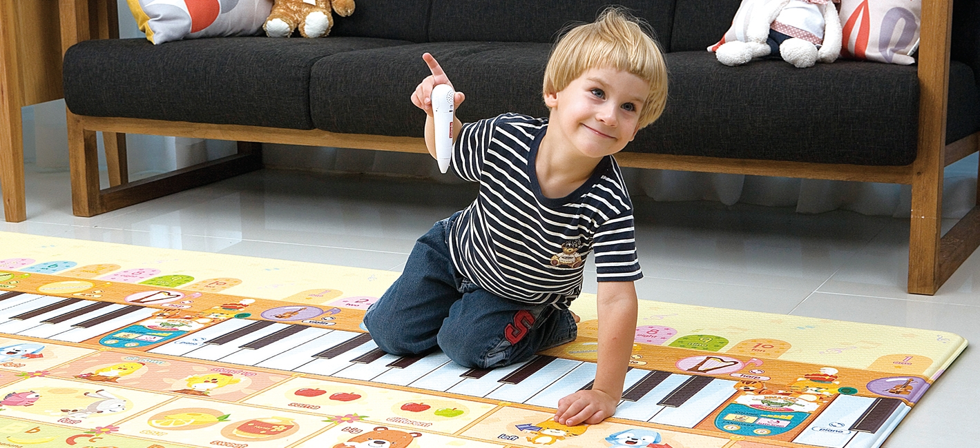Детские коврики для ползания Двингулер