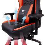 Фото 12: Дышащий материал кресла