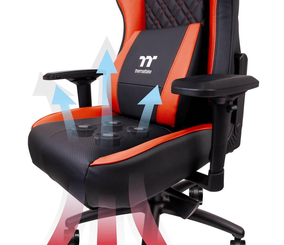 Дышащий материал кресла
