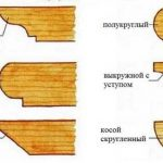 Фото 101: Края деревянных балок для пергол