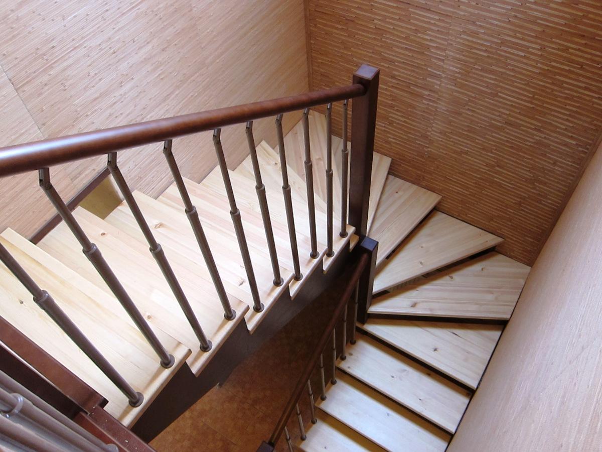 Обычная лестница