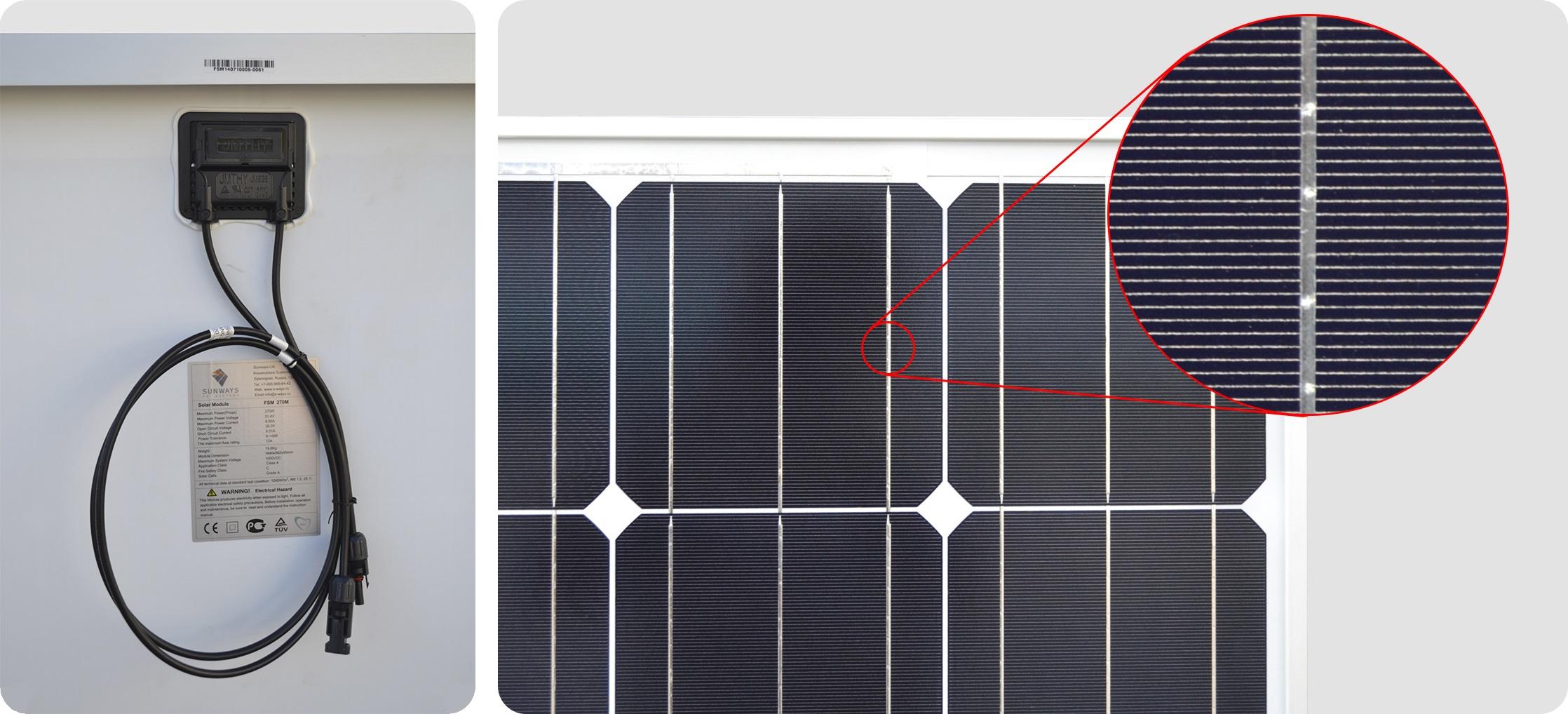 Солнечные батареи обзор